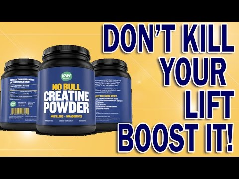 4 Reasons Creatine Will Help You Build Muscle Faster – No Bull Creatine