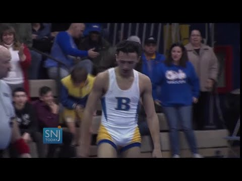 Glenn Cosby - High School Wrestler Forced To Cut Dreadlocks Before Match