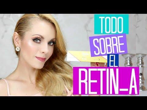TODO SOBRE EL RETIN-A! Elimina manchas, acné, cicatrices y arrugas!