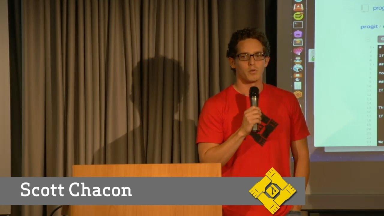 Git Merge • The Future of Pro Git (Scott Chacon)