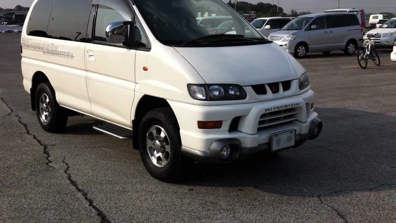 Mitsubishi delica 3.0 v6 fuel consumption
