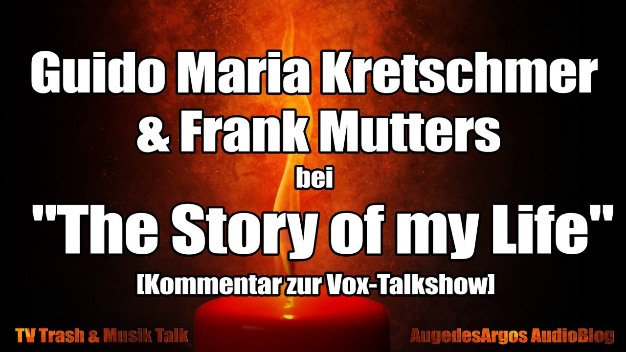 Guido Maria Kretschmer Frank Mutters Bei The Story Of My Life