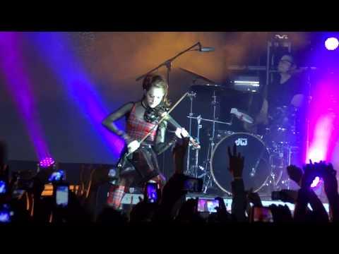 Lindsey Stirling - Senbonzakura(Live in Guadalajara)
