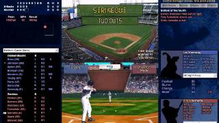 Baseball Mogul 2012: Arizona vs Colorado #1