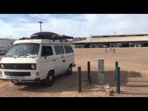 Camping At Horseshoe Park & Equestrian Centre In Queen Creek Az