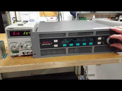 Advanced Energy Pinnacle Plus DC Power Supply #62249