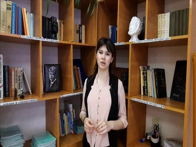 Изображение предпросмотра прочтения – АлисаХорохорина читает произведение «Жизнь - обман с чарующей тоскою» С.А.Есенина