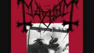Gambar cover Mayhem - Deathcrush