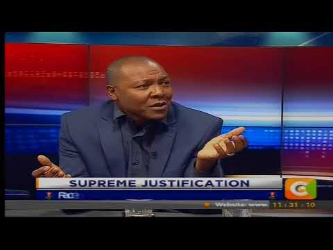 Citizen Extra : Supreme justification