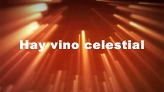 Mas los justo se alegraran/Vino celestial - Miel de San Marcos Letra