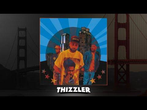 DJ Fresh x Jay Worthy x Mitchy Slick ft. IAMSU - Fantastic Four [Thizzler.com]
