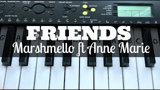 friends-marshmello-ft-anne-marie-easy-keyboard-tutorial-with-notes-right-hand