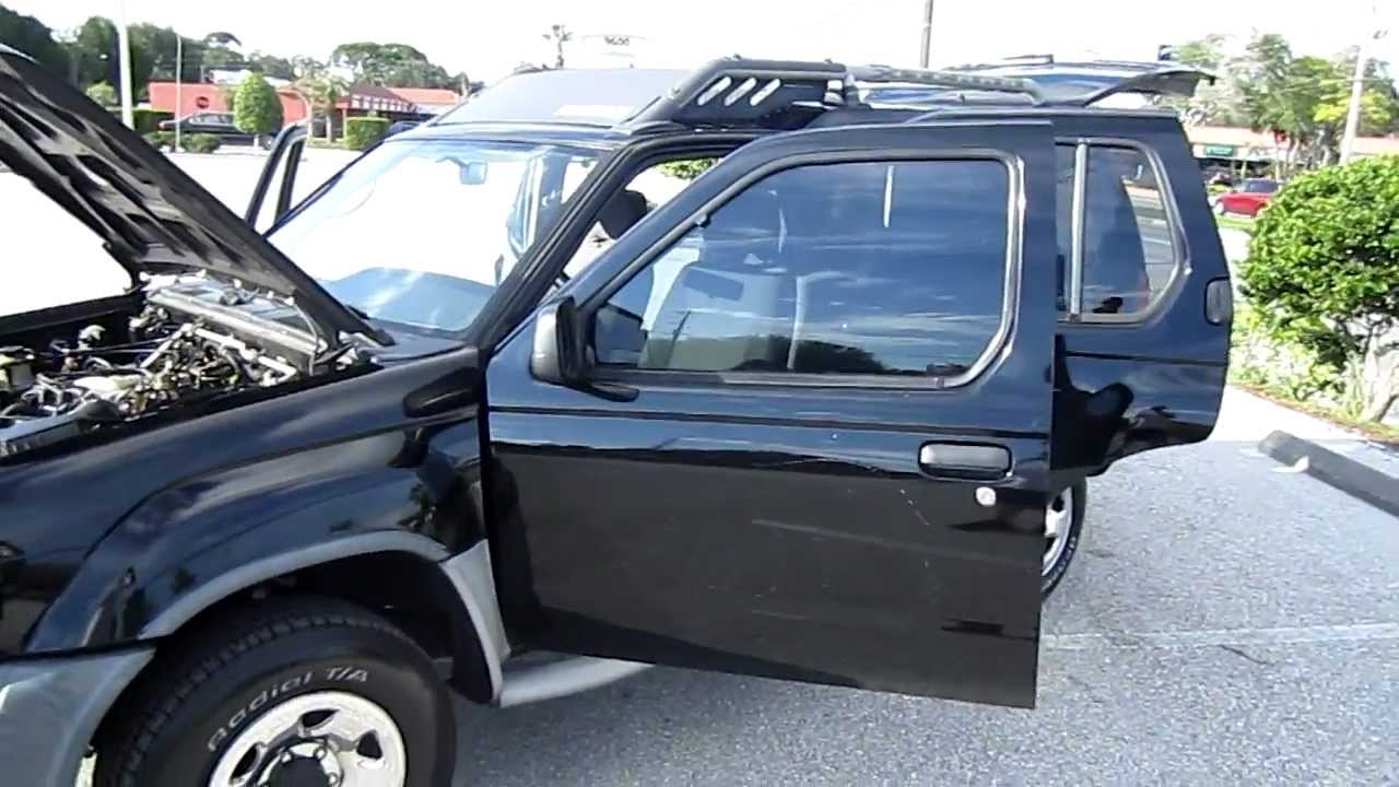 sold 2000 nissan xterra xe 92k miles meticulous motors inc. Black Bedroom Furniture Sets. Home Design Ideas