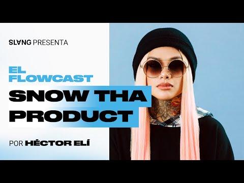SNOW THA PRODUCT: ¿Quién es la mexicana con tremendo flow? | El Flowcast | Episodio 1
