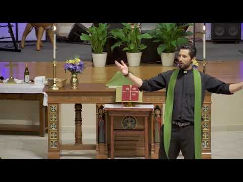 Vaccine to End Racism? Covid-19?//Episcopal Church//Sermon