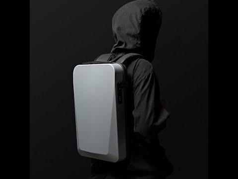 Luxury Design usb Unisex Anti Theft Waterproof Laptop Backpack Bag