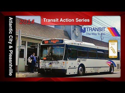 Pleasantville And Ac Buses Galore Nj Transit