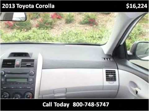 2013 Toyota Corolla Used Cars San Diego CA