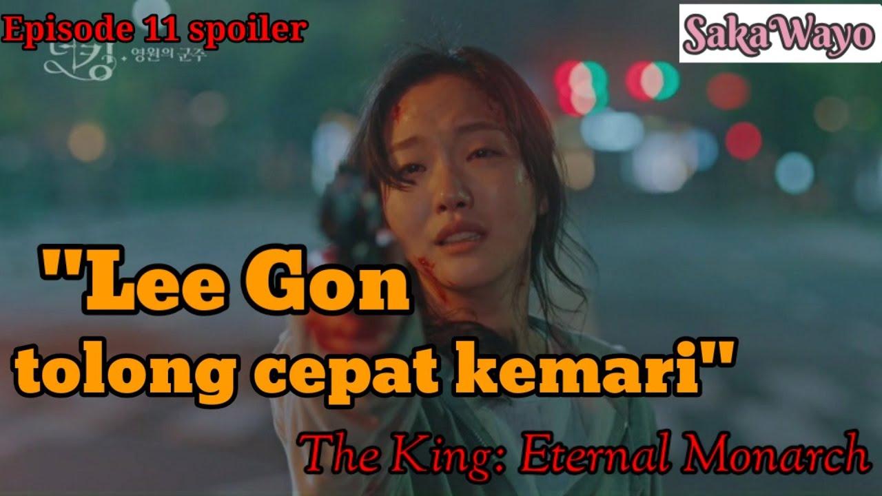 "The King Eternal Monarch episode 11 sub indo ""SPOILER"""