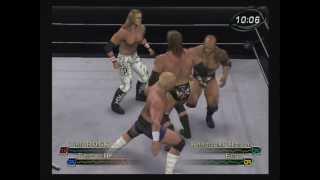 WWE RAW 2 ROYAL RUMBLE MATCH