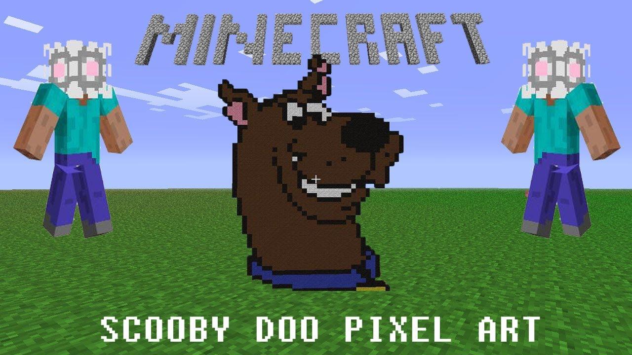 minecraft scooby doo