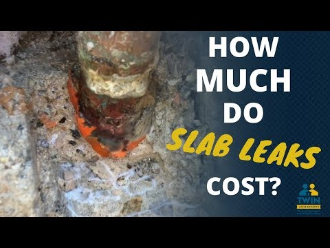 Slab Leak Repair: How Much Does It Cost?