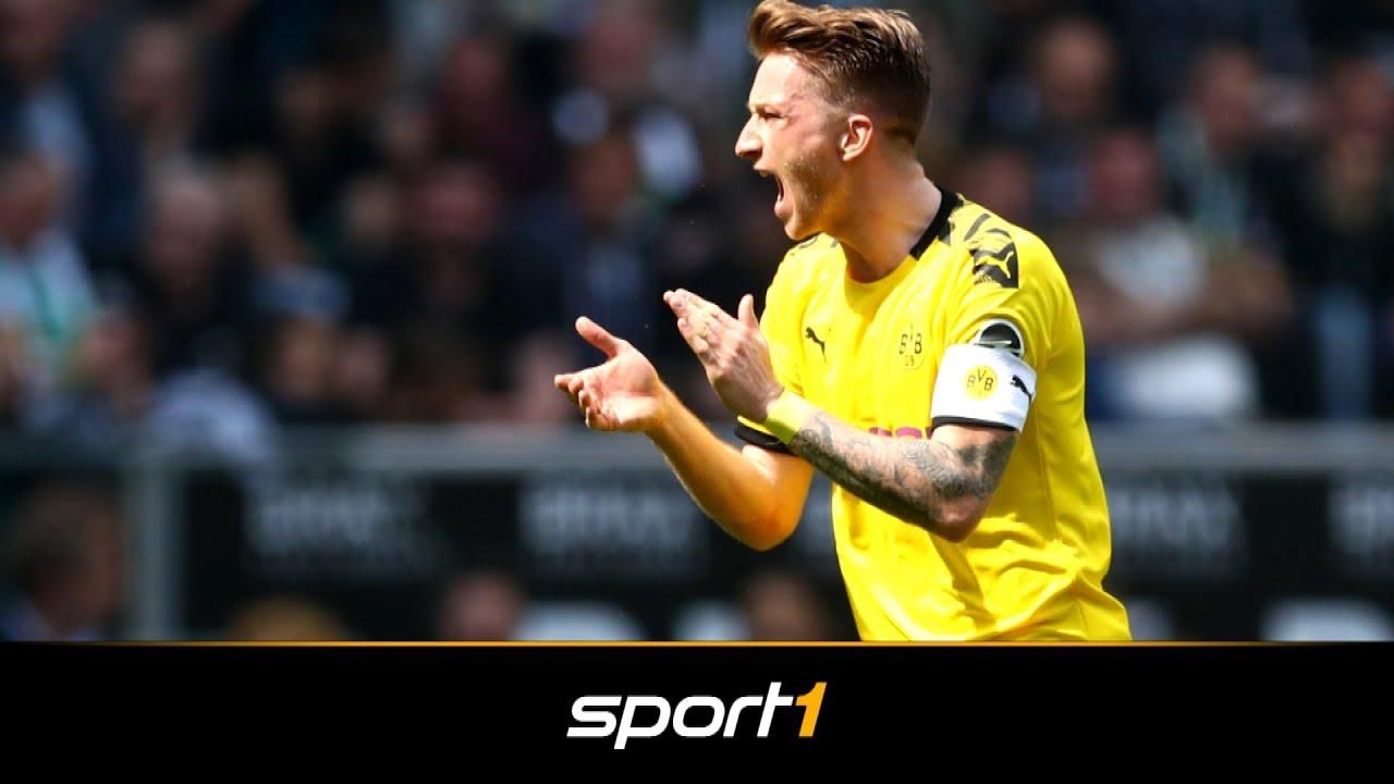 Marco Reus ist Fußballer des Jahres | SPORT1 - DER TAG