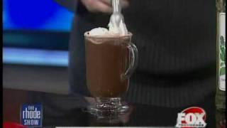 Cardi's Candy Cane Cocoa