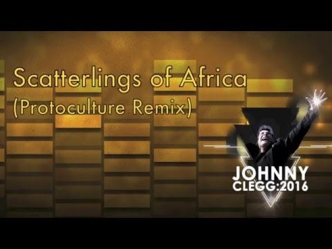 Scatterlings of Africa (Protoculture Remix) - Johnny Clegg & Juluka - Lyric Video