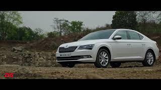 SGA CARS Coimbatore    Skoda Superb L&K 2 0 TDI AT    Video Review    ZigWheels India