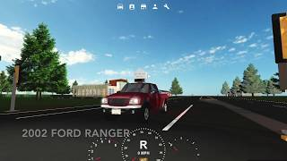 Roblox Greenville Beta WI: 2 New Cars, Road lines, performance fixing, LoD system.