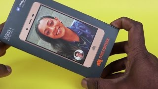 Micromax Vdeo 1 Unboxing and Hands on Review