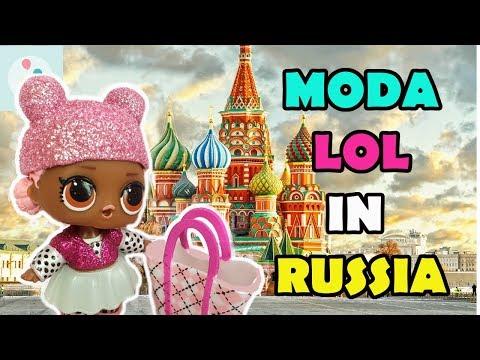 MODA LOL In RUSSIA: Gli Outfit Giusti Per Il Freddo Polare! | Scarta Regali