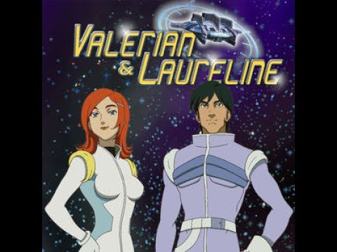 Valerian et Laureline OST - Theme 1