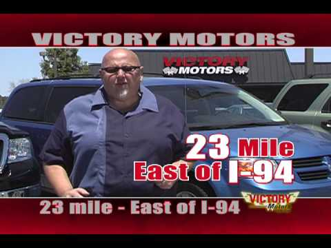 victory motors used car financing michigan big bob flat. Black Bedroom Furniture Sets. Home Design Ideas