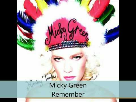 Micky Green - Honky Tonk - Remember