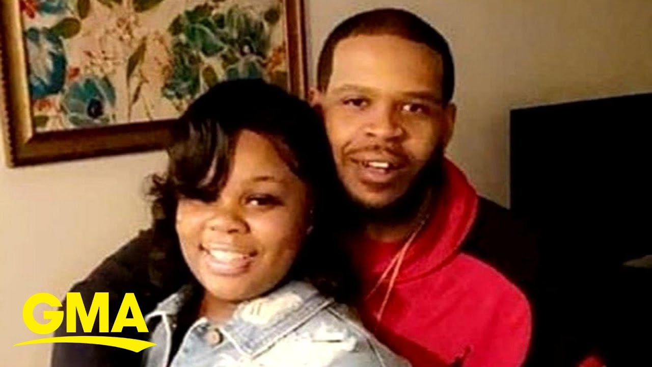 Breonna Taylor's boyfriend sues police, city l GMA