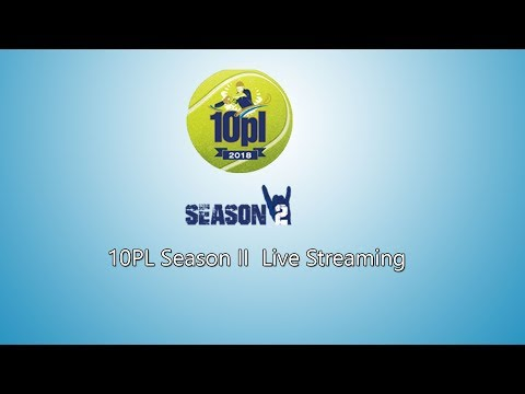 10PL SEASON II QUARTER FINALS LIVE STREAMING  FROM  SHARJAH  // 10 OFFICIAL
