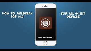 How To Jailbreak Ios 10.2 (Wont Work On IPhone 7)