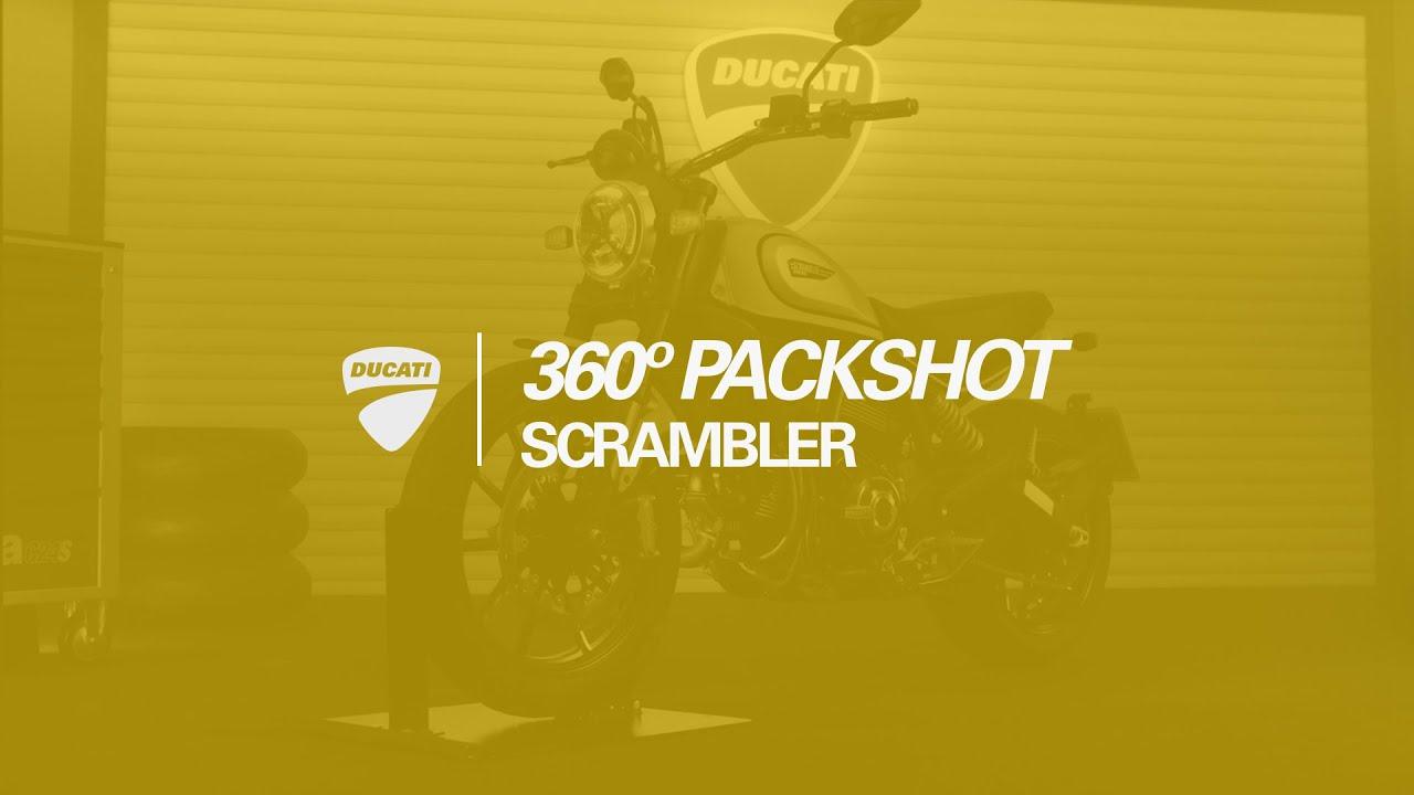 Scrambler Icon | 360º Pack Vídeo