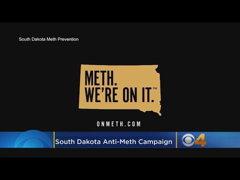 'Meth. We're On It': South Dakota Has A Surprising New Slogan