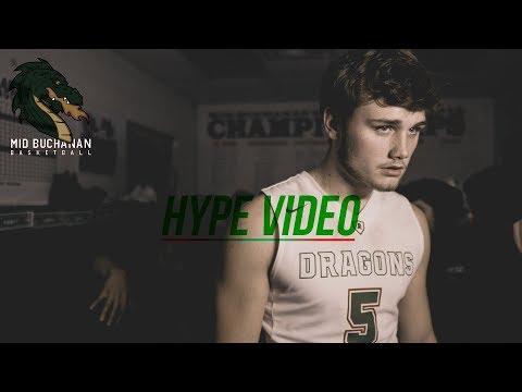 Dragons Basketball Hype Video   Mid Buchanan High School