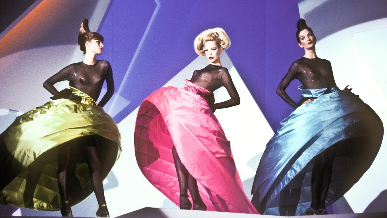 Haute Couture Runway Shows Mugler Youtube