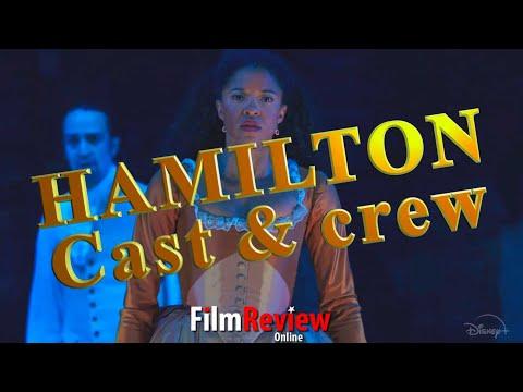 Hamilton stars on turning stage success into a movie