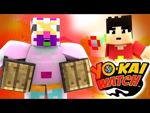 Minecraft Yo-Kai Watch ► SPROINK BOSS! #10 (Minecraft Yokai Watch Roleplay)