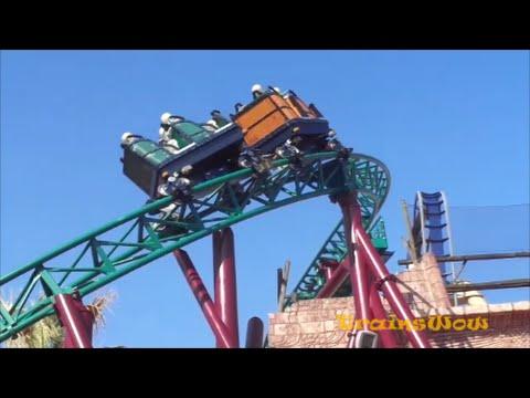 Sheikra Roller Coaster Stuck On Lift Hill Busch Gardens