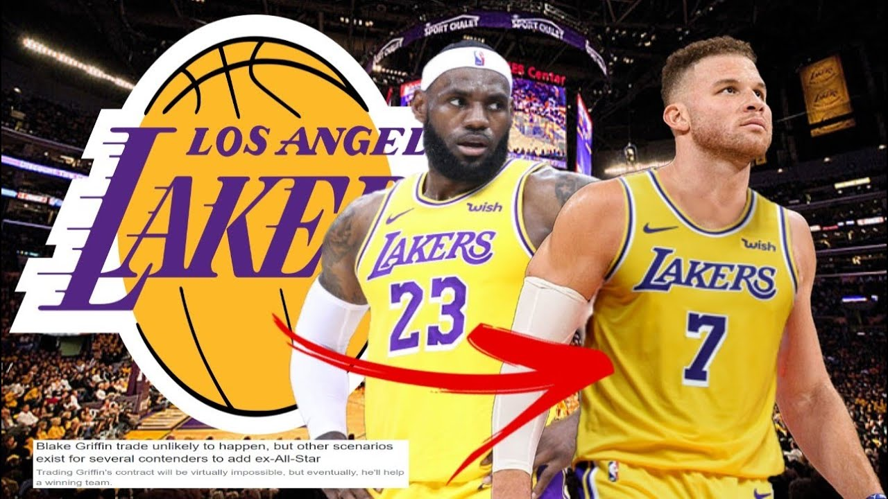 Download Why The Los Angeles Lakers Signing Blake Griffin Makes ABSOLUTELY No Sense | Buyout & Trade Deadline