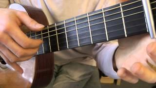 Cours de guitare - Sérgio Mendes / Jorge Ben Jor : Mas que nada (1/3) Démo + Intro
