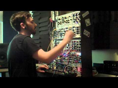 Improv Acid Jam on the Modular Synth