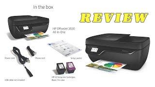 HP Officejet 3830 Review | HP OfficeJet 3830 All in One Wireless Printer